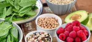 Dla dłuższego życia i bardziej szczęśliwy grubego, Jeść więcej włókna