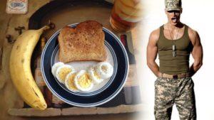 Wojskowa dieta twierdzi, że to może pomóc stracić 10 funtów w ciągu 3 dni